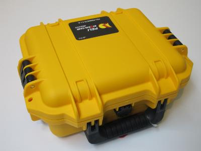 Small waterproof case Peli Storm | PN: HCU20