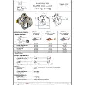 INSTALLATION KIT for AS350B3/H125|P/N: IS19-100