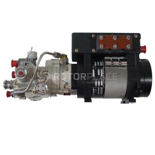 ELECTRO AUXILIARY PUMP|PN: GEP130-4-REV