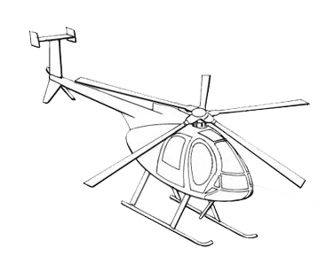 MD HELICOPTER