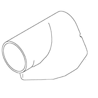 HEAT SHIELD PN: 0292808410-REV