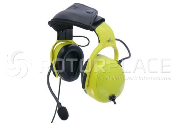HEA 371| Wired noise Proof Ramp Headset